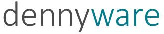 dennyware logo